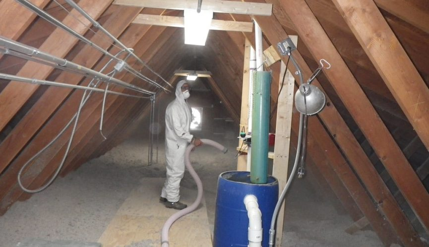 insulation removal in perth